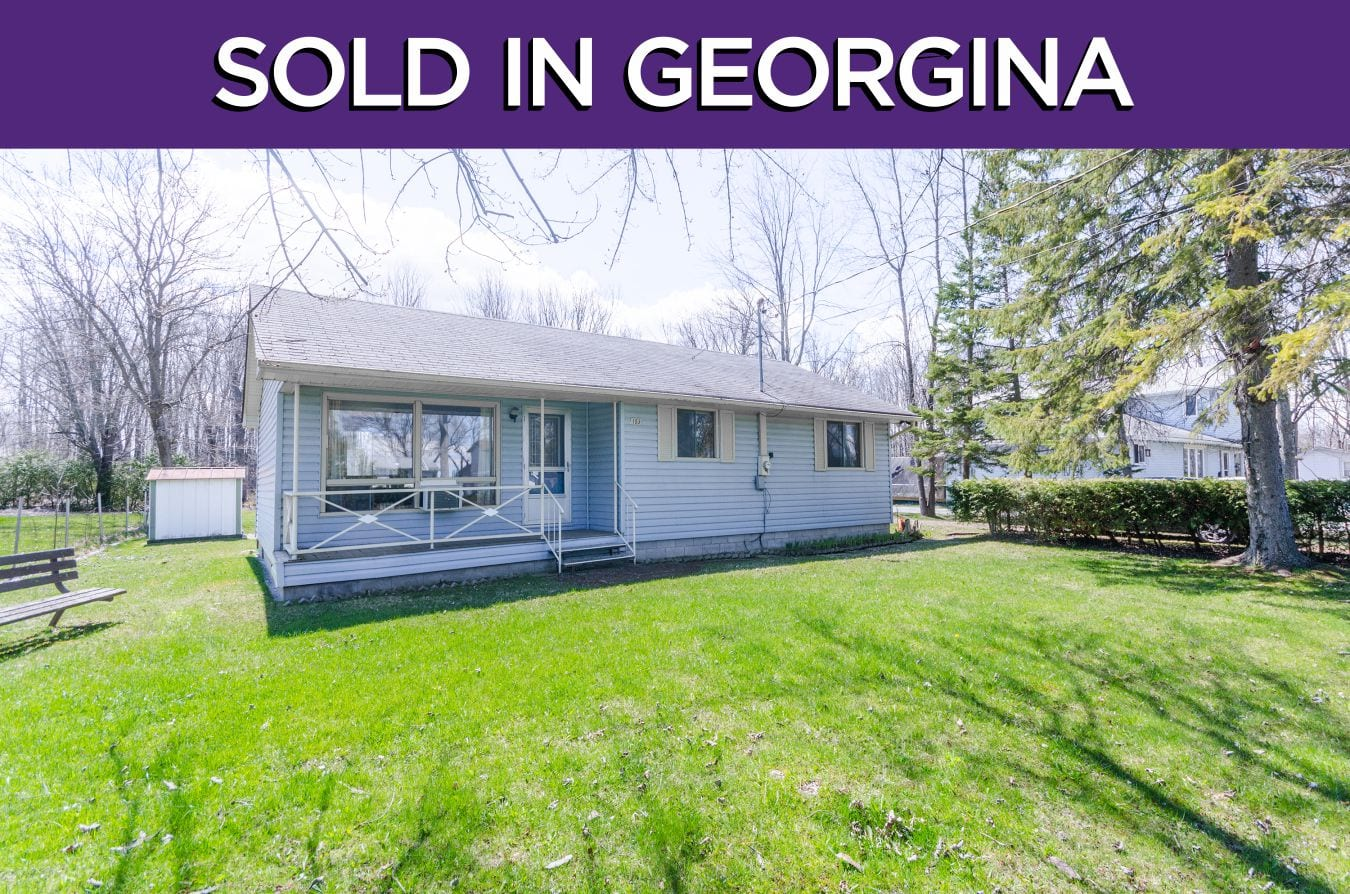153 Holmes Point Road - Sold in Georgina