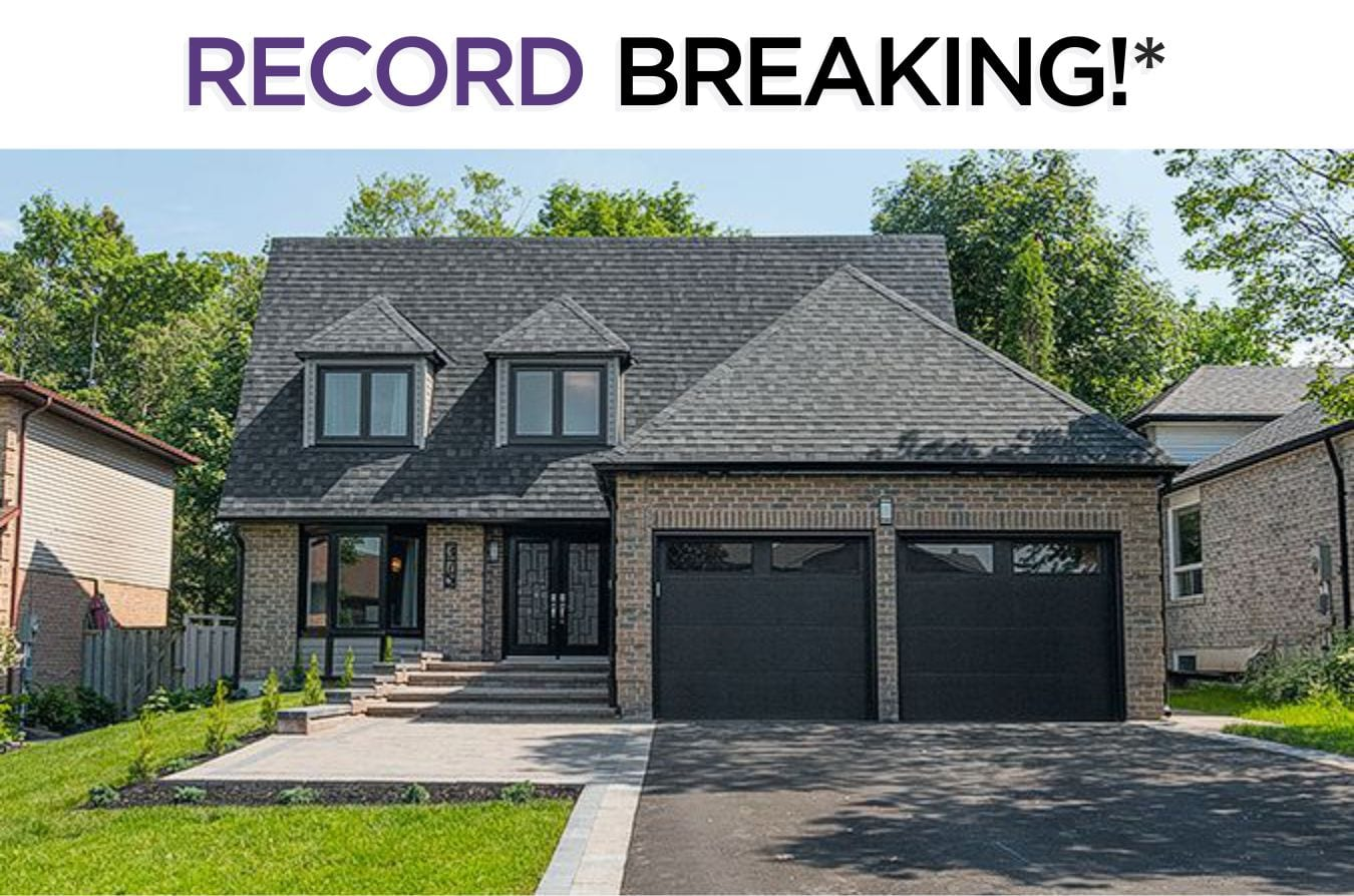375 Harewood Boulevard - Sold By The Newmarket 1% Commission Real Estate Experts