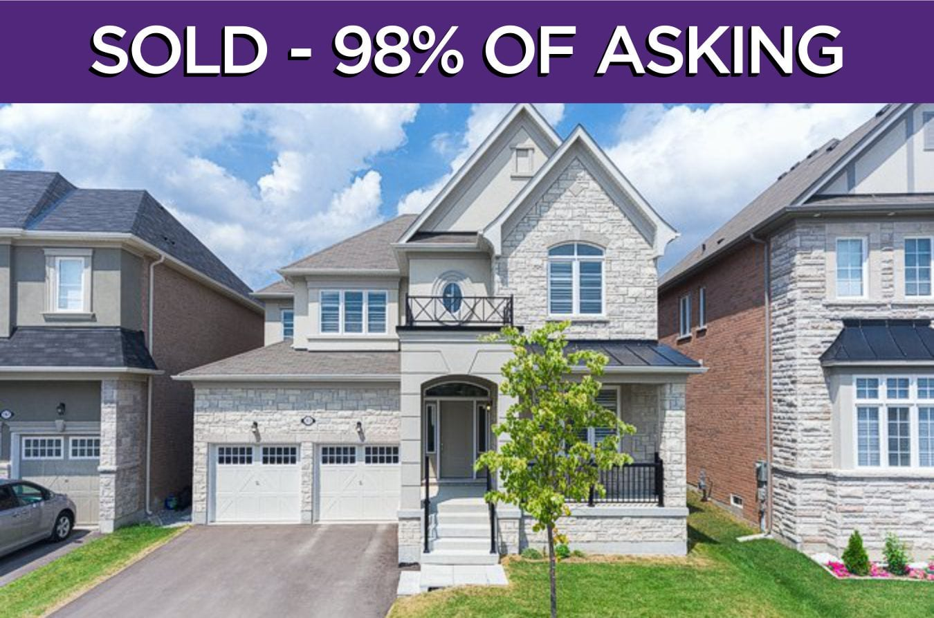 203 Degraaf Crescent - Sold By The Aurora Real Estate Experts