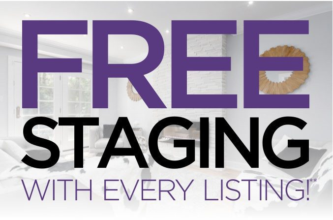 Free Home Staging in Vaughan and Toronto