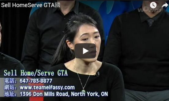 Dave Elfassy on Chinese TV