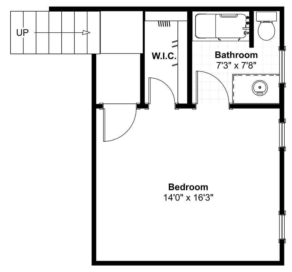10 E Ontario St Floor Plans