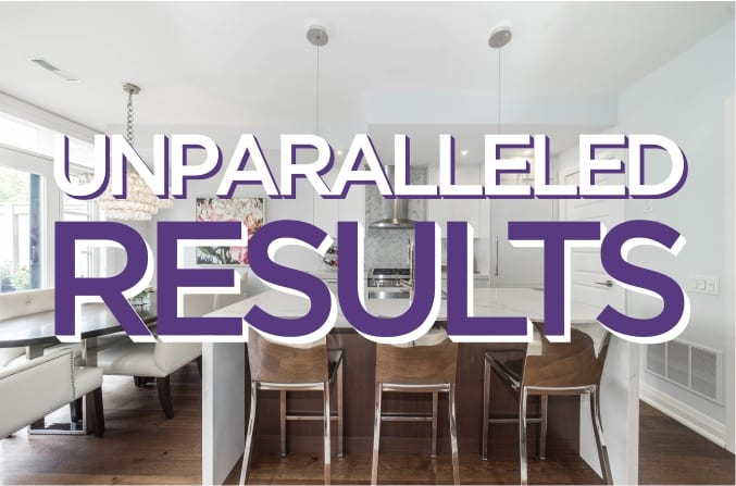 Unparalleled Results - Sold By Team Elfassy!