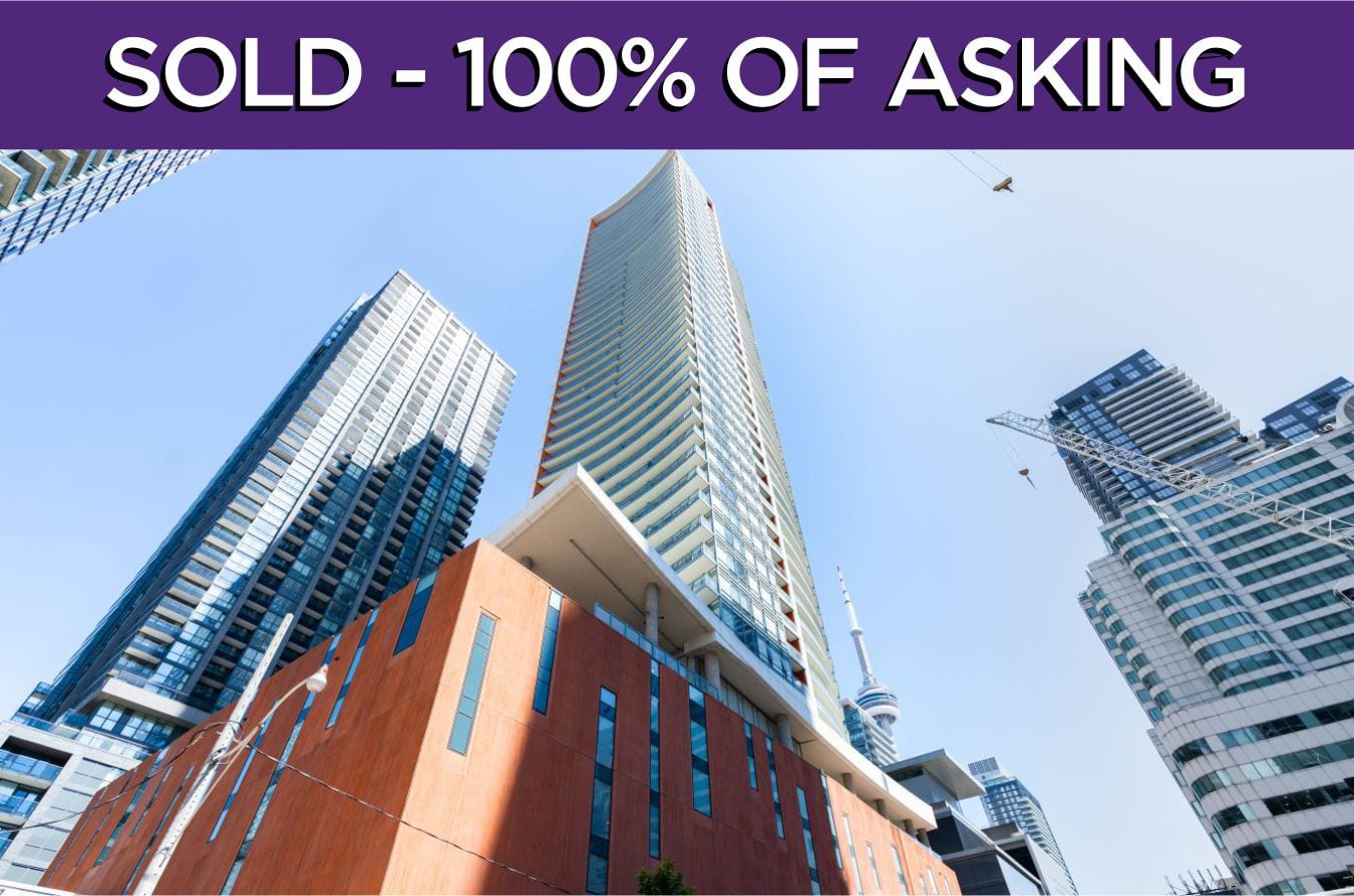 21 Widmer Street Unit 2707 - Sold By The Entertainment District Condo Experts