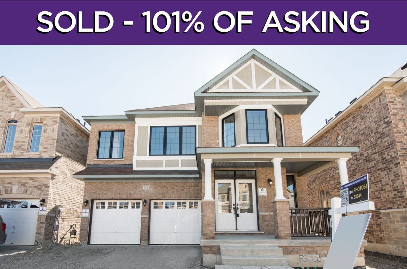 121 Jake Smith Way - Sold By The Stouffville Real Estate Team