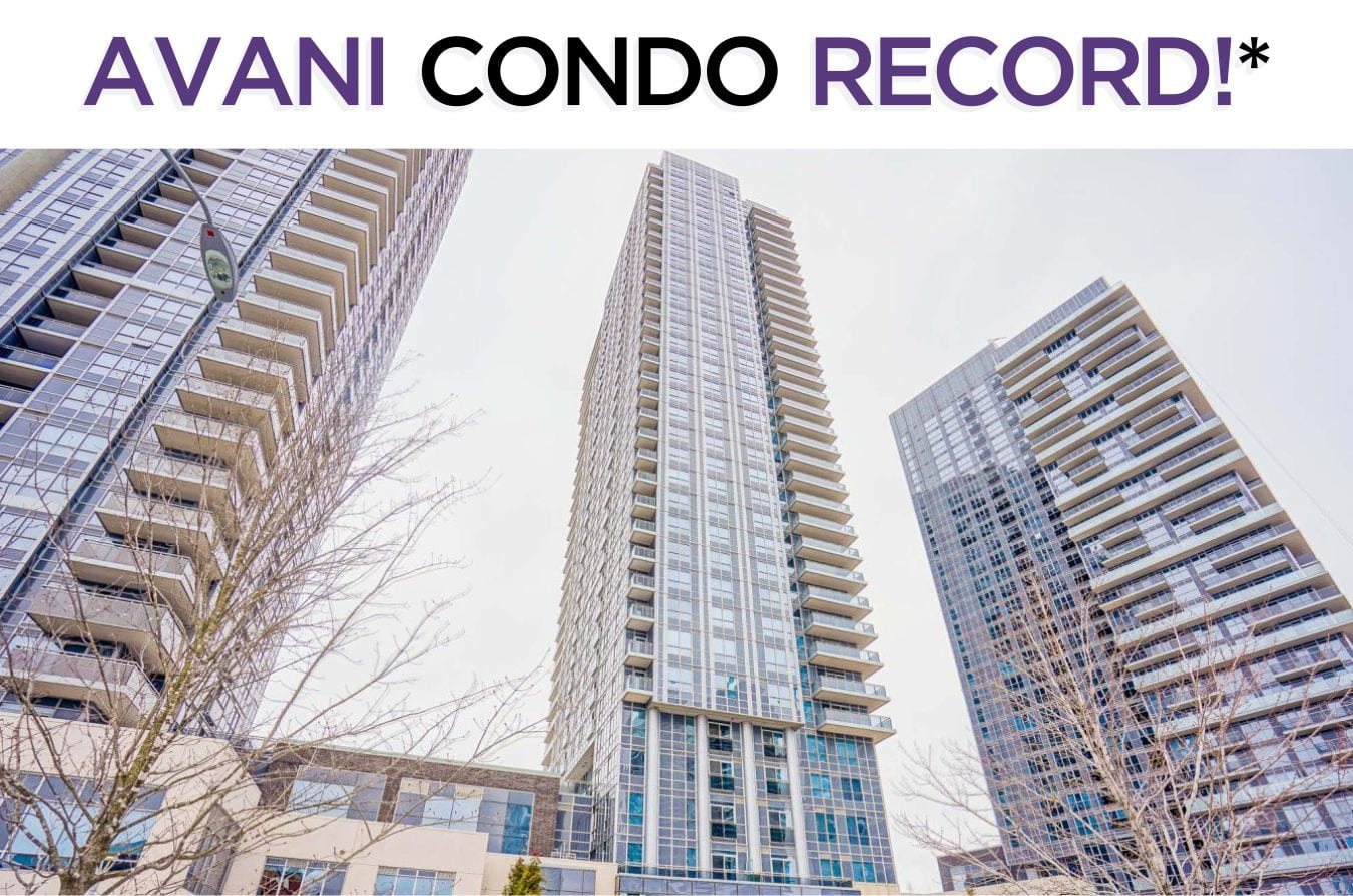 Avani At Metrogate - Sold By The Scarborough Condo Experts