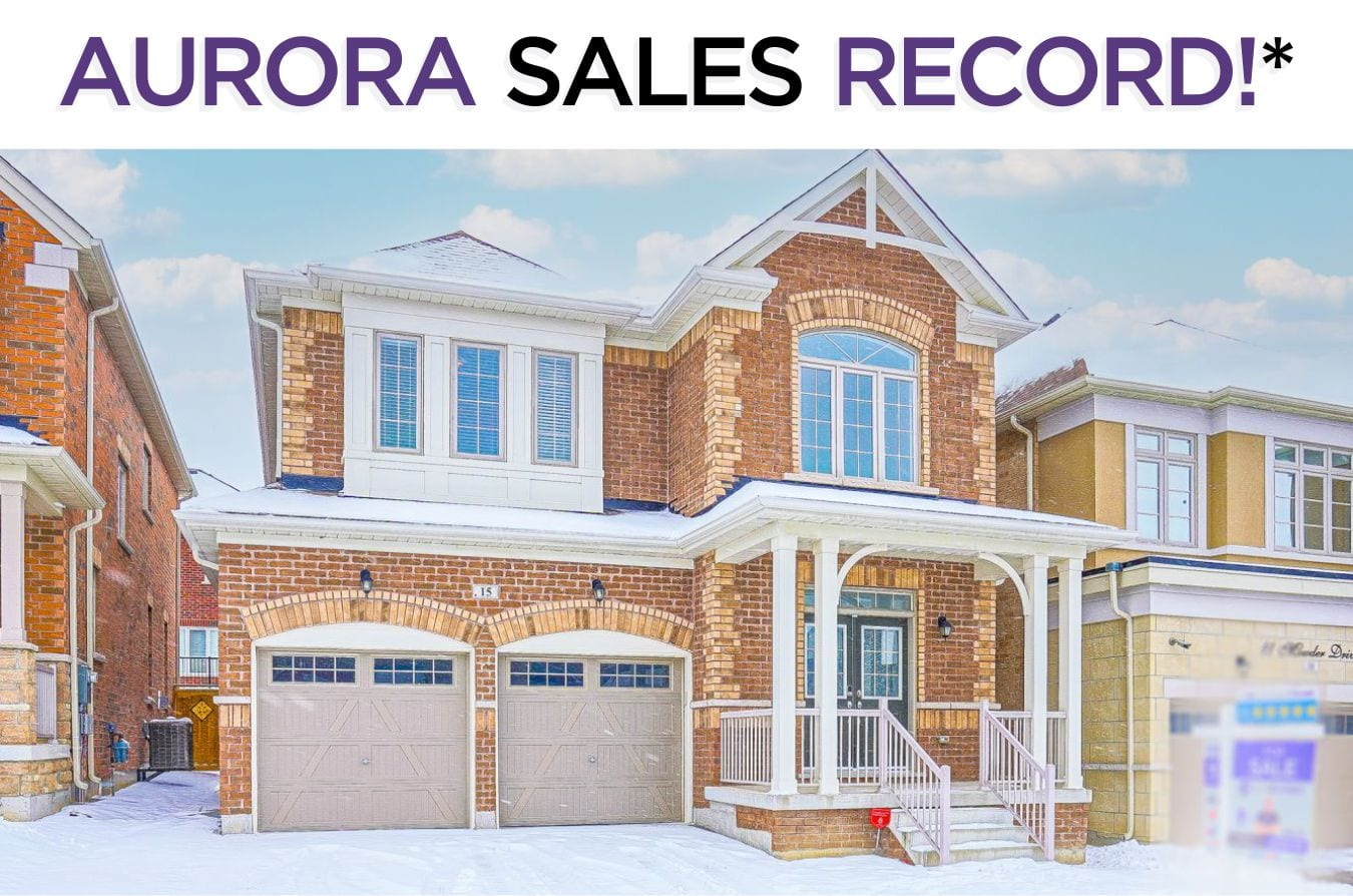 15 Mowder Drive - Sold By The Aurora Real Estate Specialists