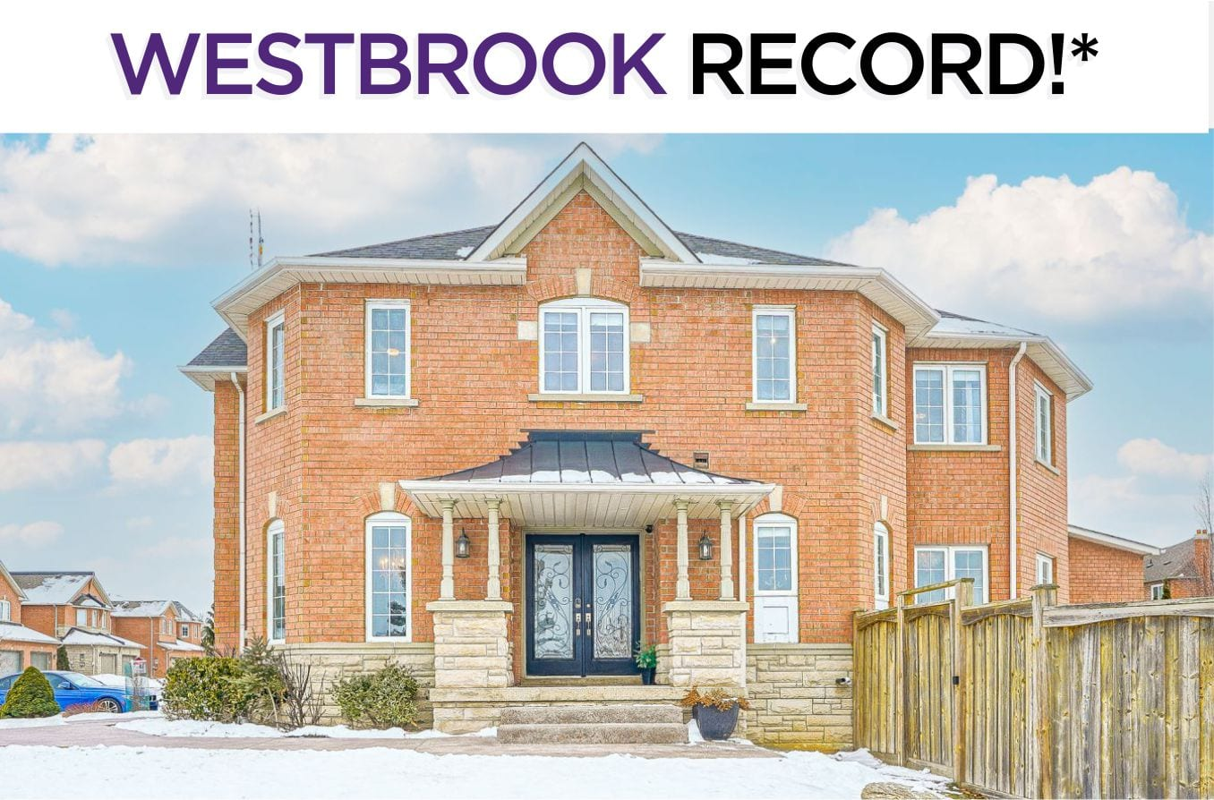 36 Cedarcrest Crescent - Sold By The Westbrook Real Estate Experts
