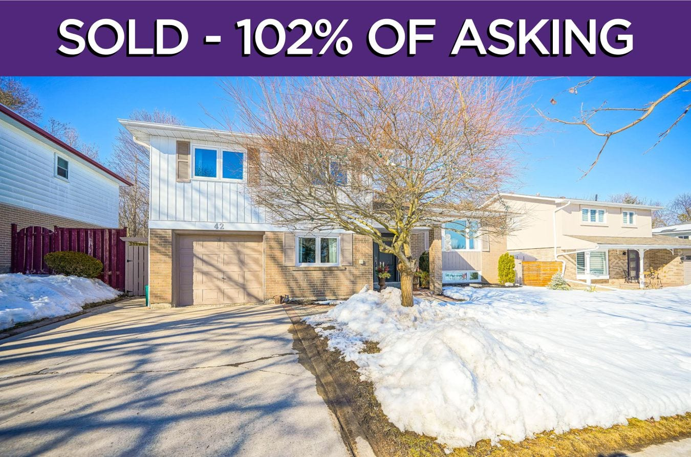 42 Hill Drive -Sold By The Aurora Real Estate Experts