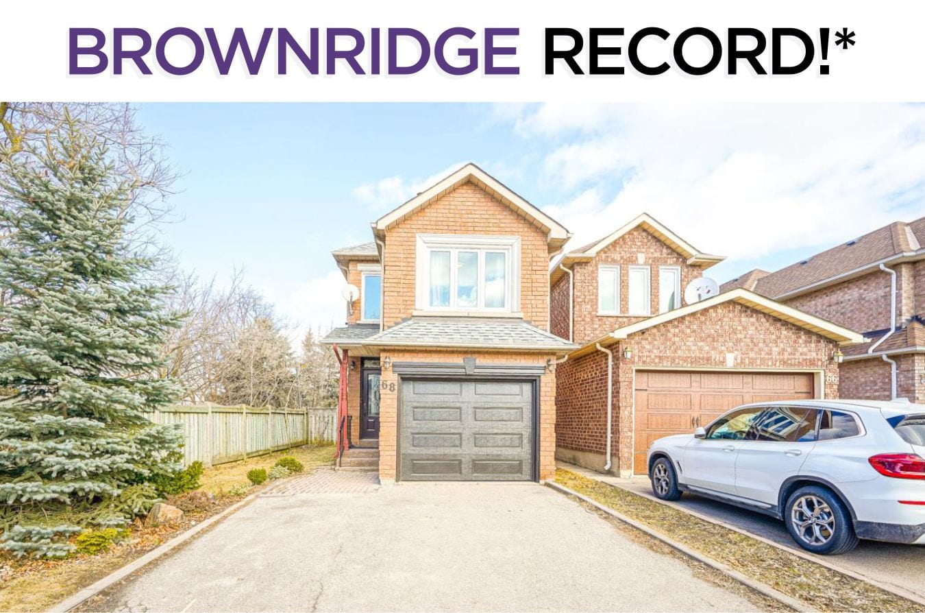68 Richbell Street - Sold By The Brownridge Real Estate Specialists