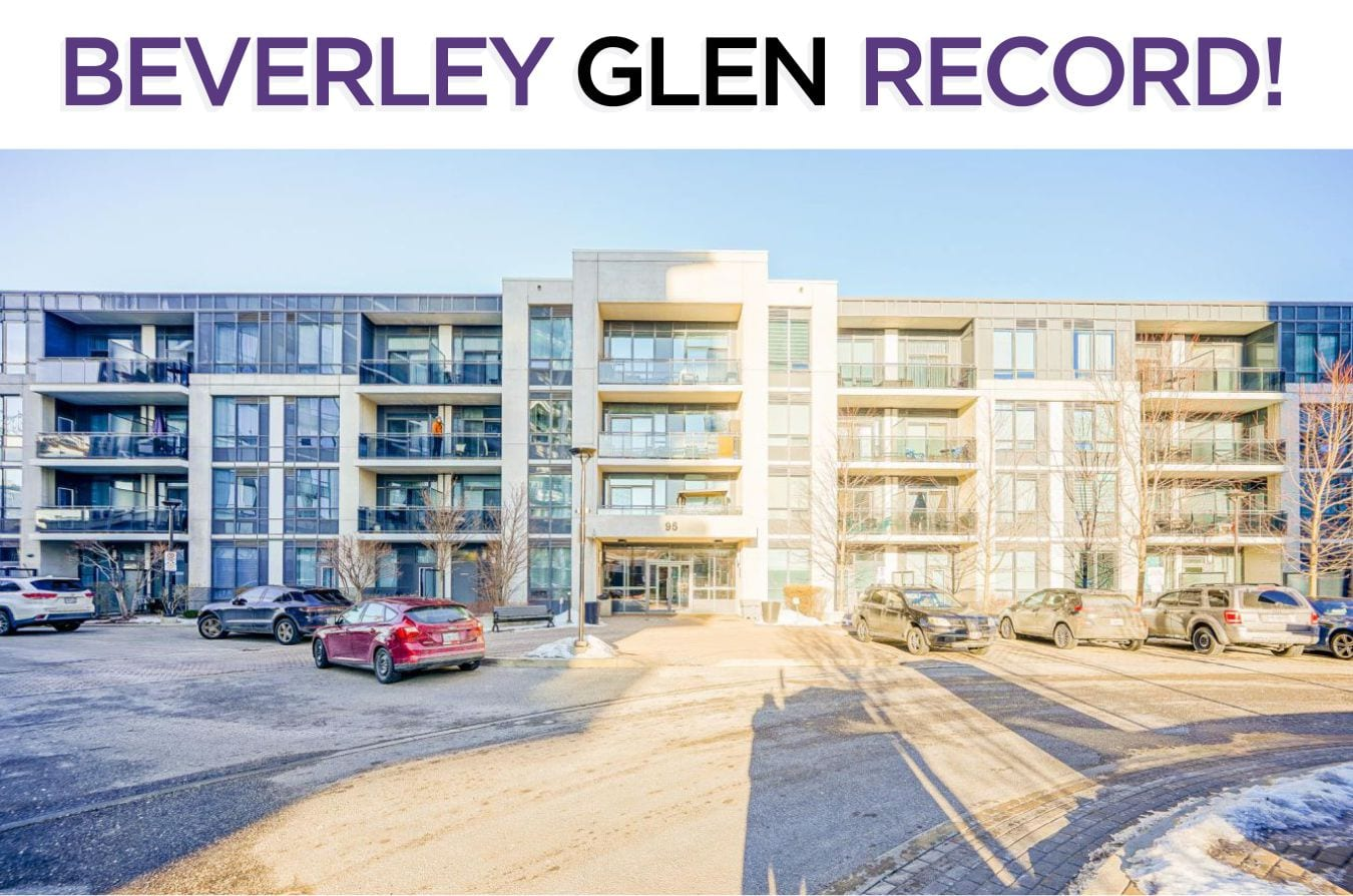 95 North Park Road Suite 120 - Sold By The Beverley Glen Real Estate Specialists