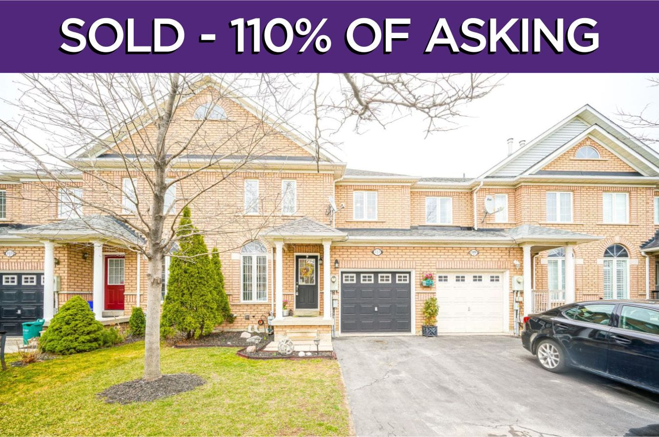 111 Timberwolf Crescent - Sold By The Vellore Village Real Estate Team