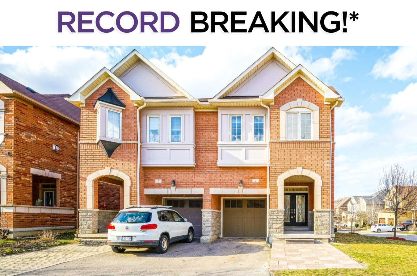 2 Westolivia Trail - Sold By The Number One Vaughan Real Estate Team