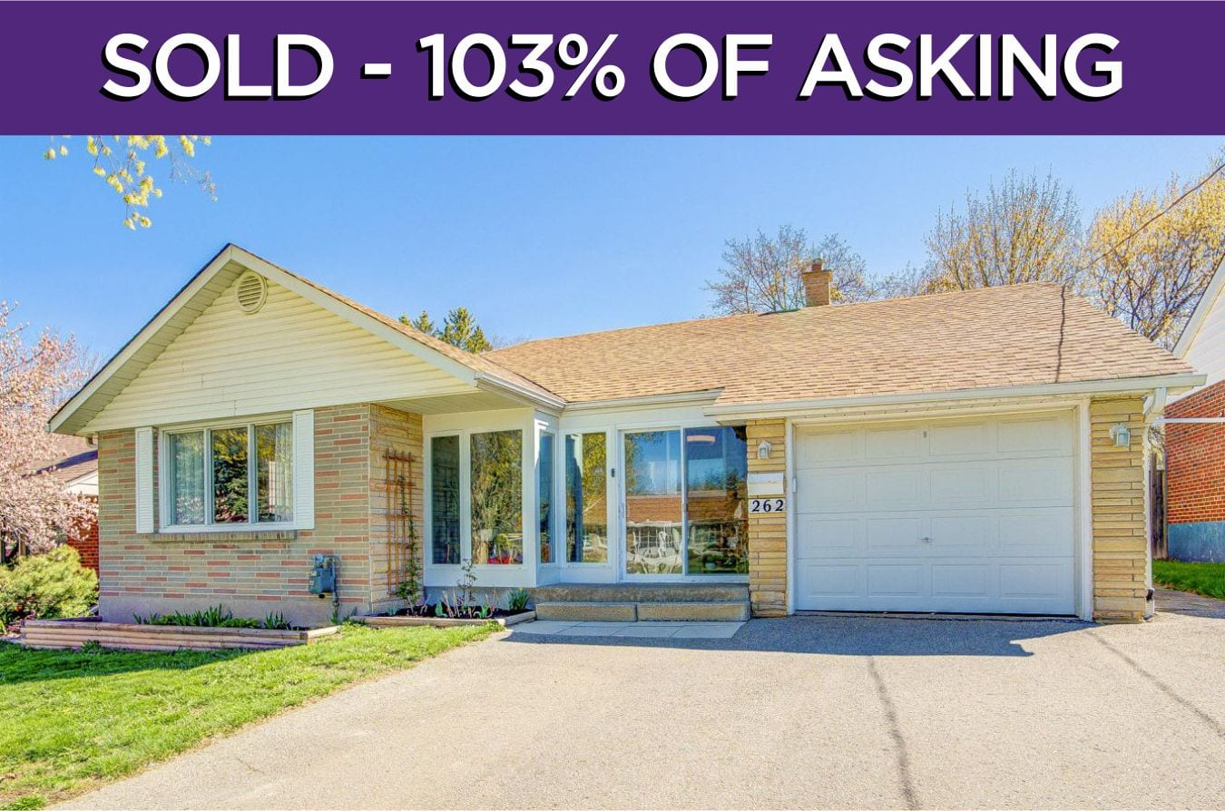 262 Kathryn Crescent - Sold By The Newmarket Real Estate Specialists