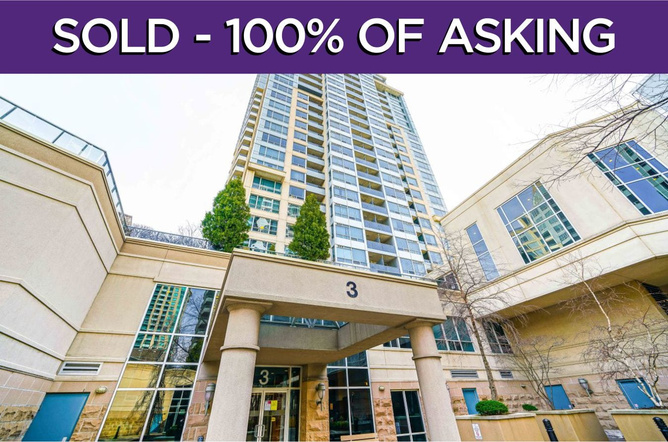 3 Rean Drive Unit 110 - Sold By The Toronto Condo Real Estate Experts
