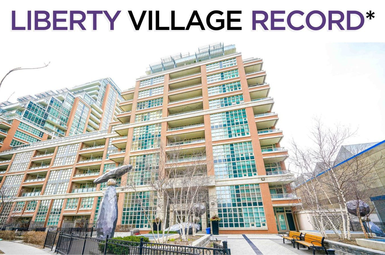 85 East Liberty Street Unit 508 - Sold By The Liberty Village Real Estate Experts