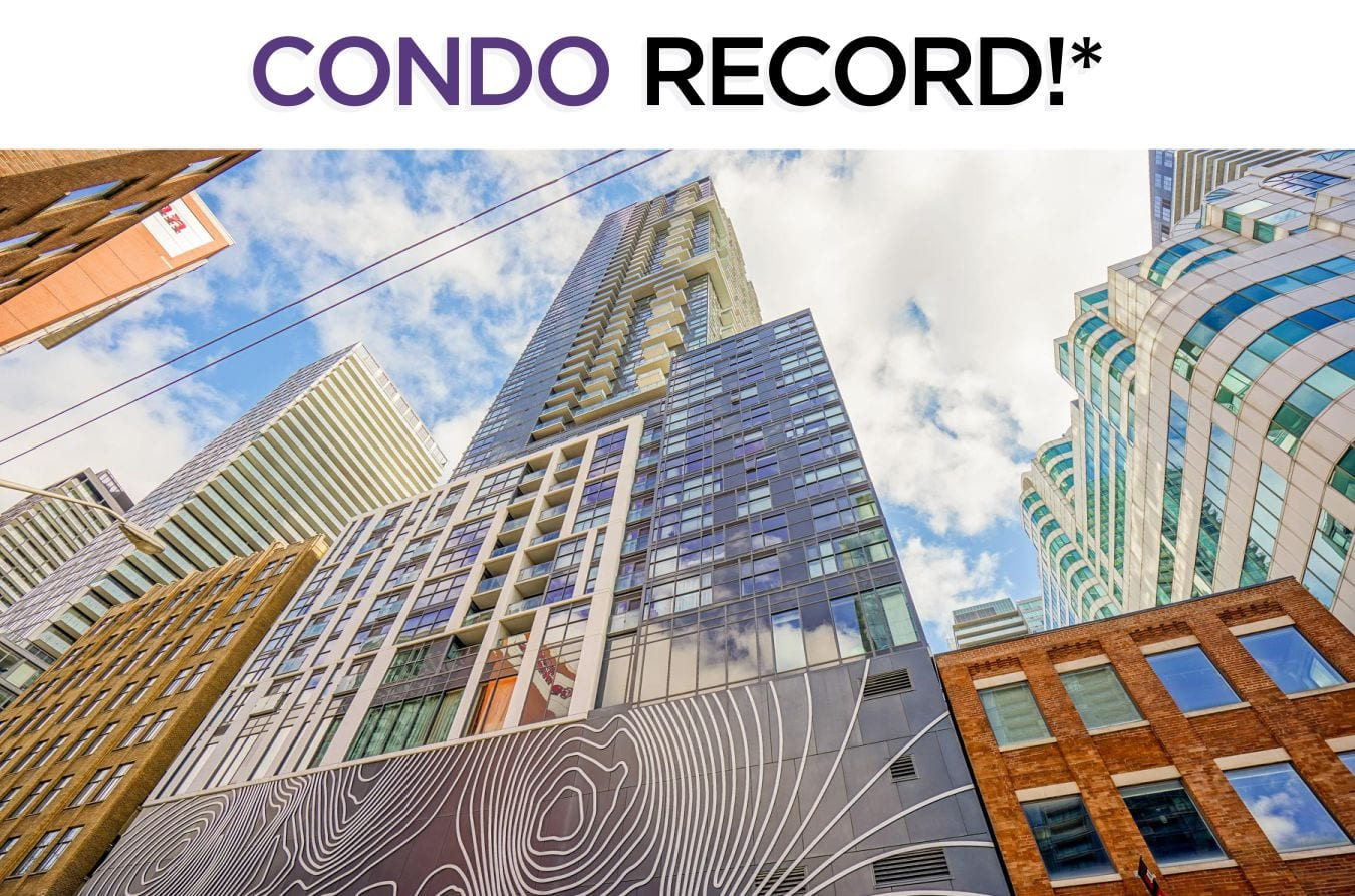 87 Peter Street Unit 1910 - Sold By The Entertainment District Condo Real Estate Specialists