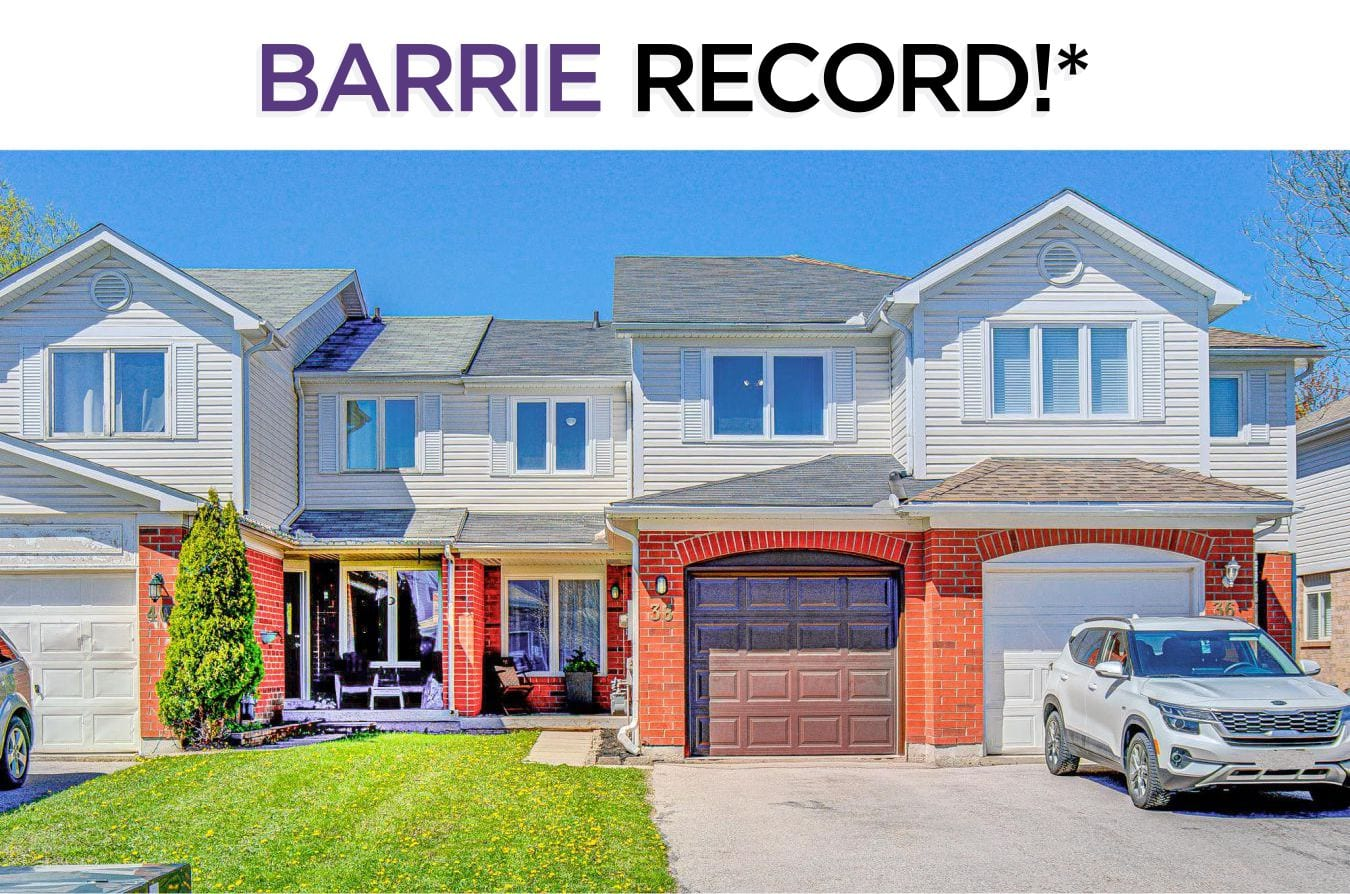 38 Pickett Crescent - Sold By The Barrie Real Estate Experts