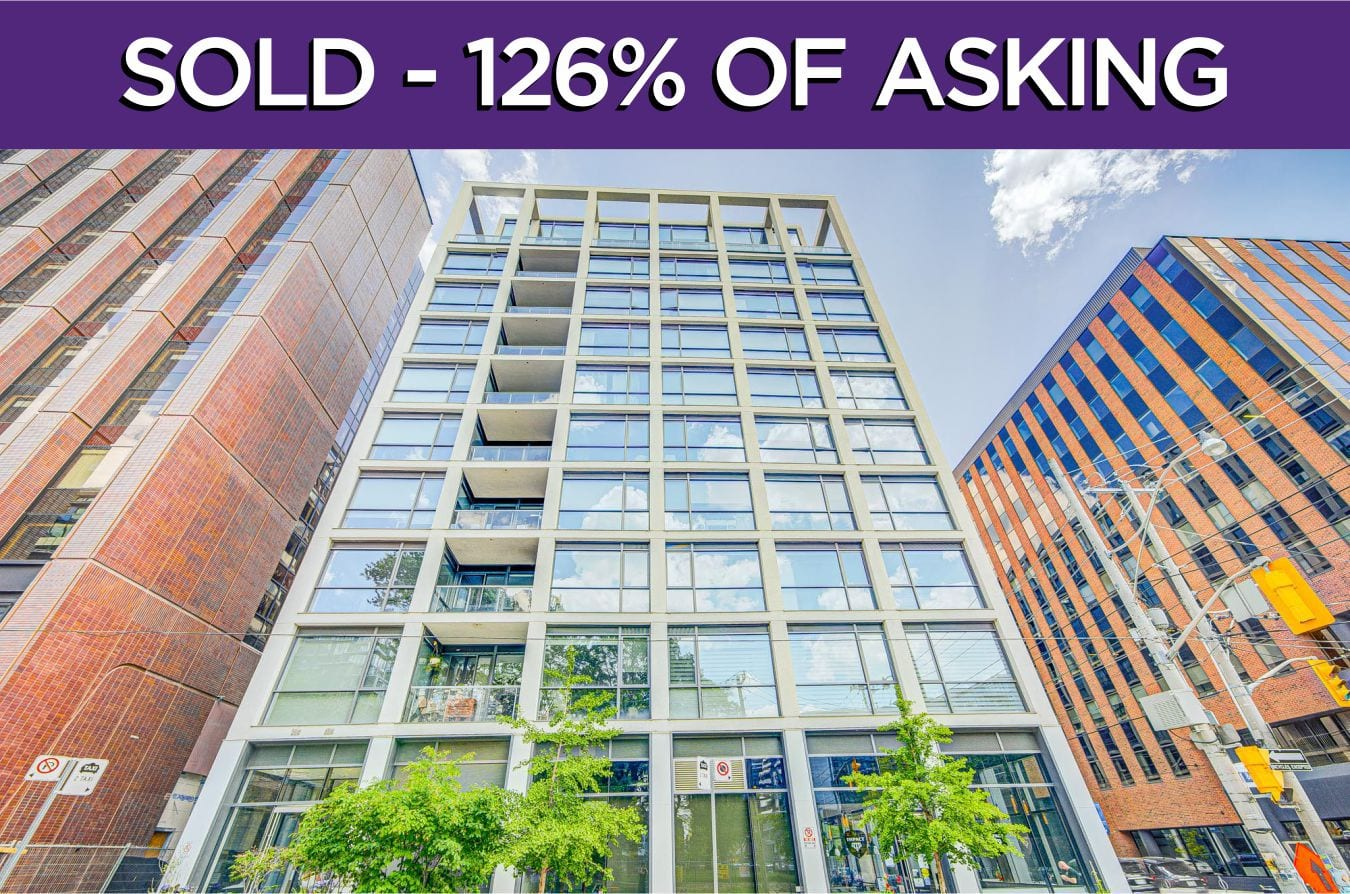 Brant Park Lofts Unit 204 - Sold By The Fashion District Condo And Loft Experts