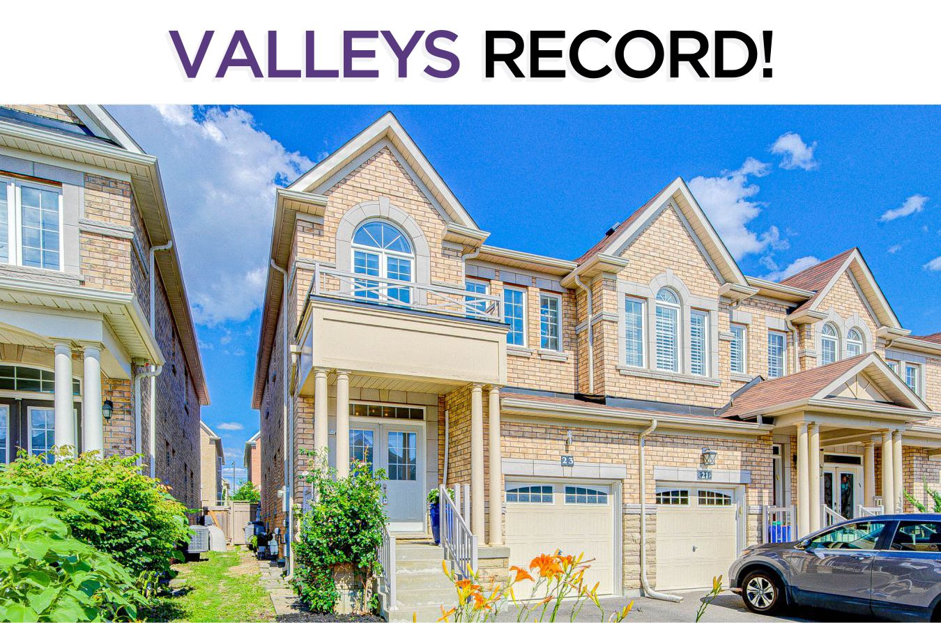 23 Lindvest Crescent -Sold By The Valleys Of Thornhill Real Estate Experts
