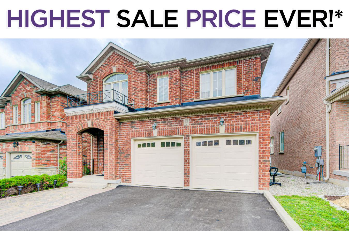 101 Lindvest Crescent - Sold By The Valleys Of Thornhill Real Estate Experts