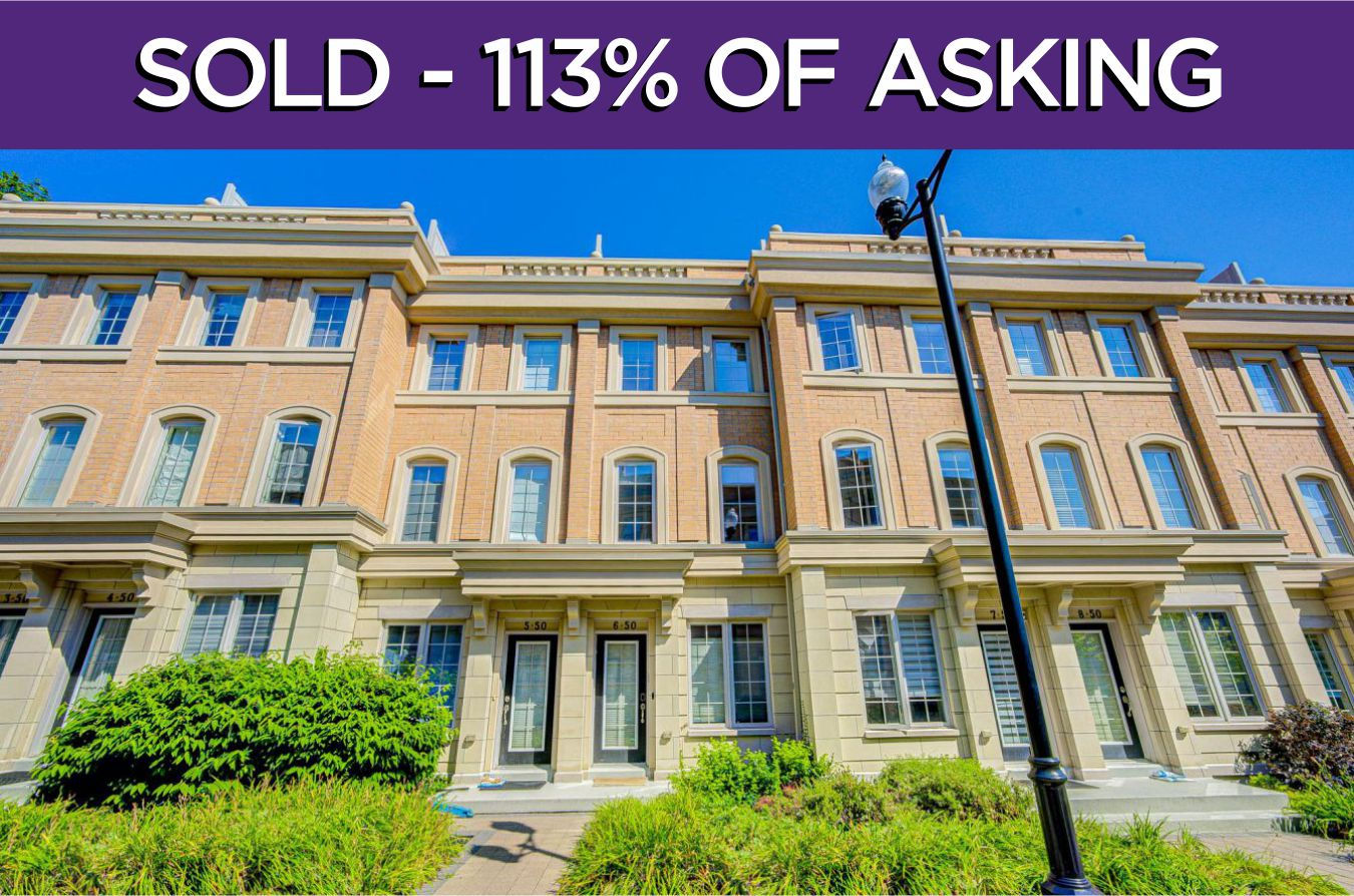 50 Hargrave Lane Unit 6 - Sold By The Lawrence Park Real Estate Team
