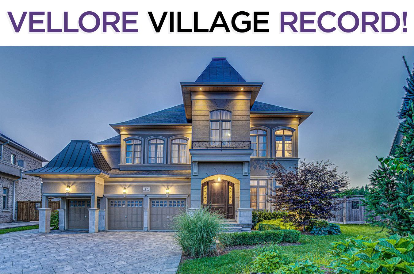 67 Virtue Crescent - Sold By The Vellore Village Real Estate Team