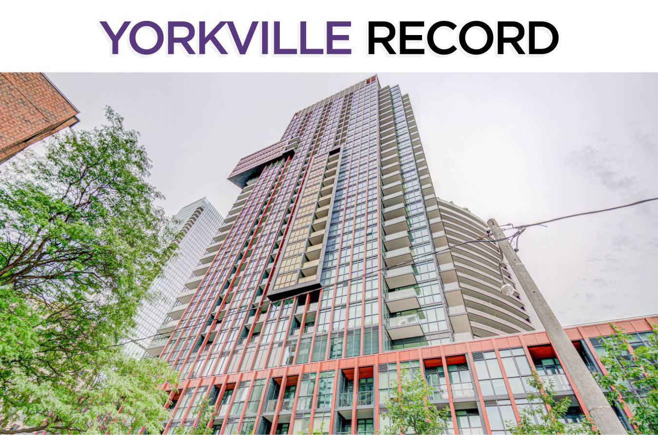 32 Davenport Road Unit 1007 - Sold By The Yorkville Real Estate Experts