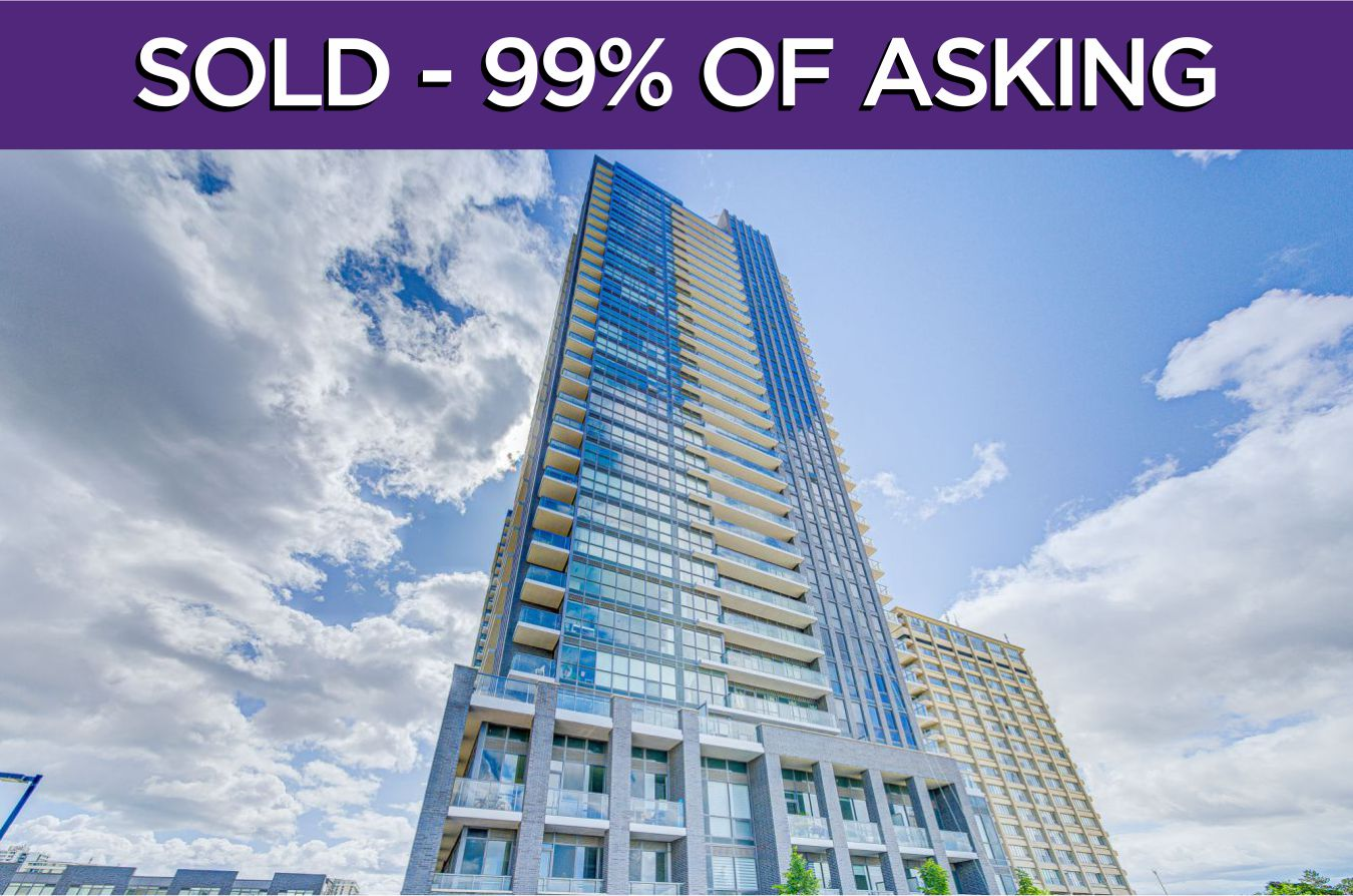 6 Sonic Way Unit 2202 - Sold By The Flemingdon Park Real Estate Experts