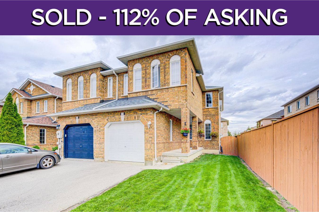 11 Piazza Crescent - Sold By The Woodbridge Real Estate Team